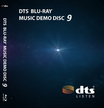 DTS BLU-RAY MUSIC DEMO DISC 9