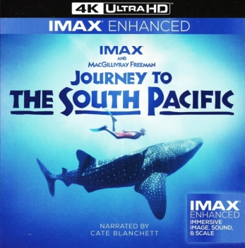 Journey to the South Pacific IMAX 4K UHD