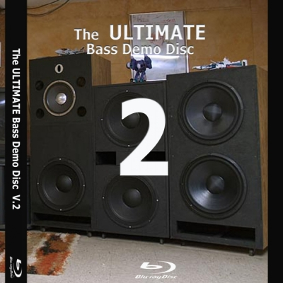 The ULTIMATE Bass Demo Disc Volume 2 BLU-RAY