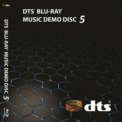 DTS BLU-RAY MUSIC DEMO DISC 5