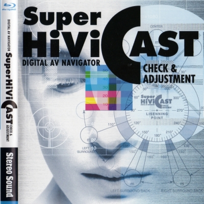 Super HiVi Cast Check Adjustment