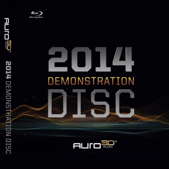 AURO-3D 2014 Demonstration Disc
