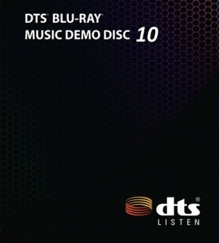 DTS BLU-RAY MUSIC DEMO DISC 10
