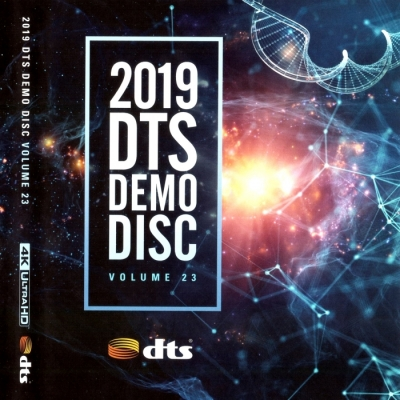 2019 DTS Demo Disc Vol.23 (4K UHD)