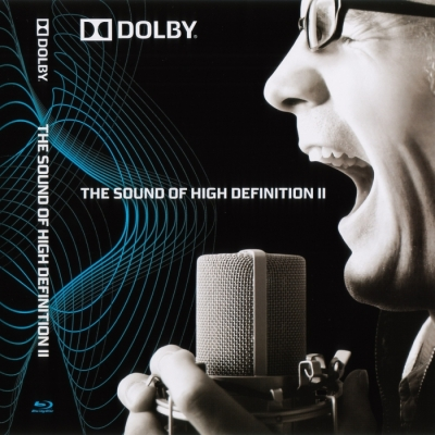Dolby Music Demo Disc - The Sound Of HD II Blu-Ray