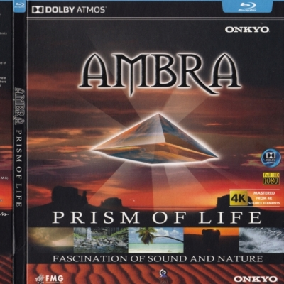 Ambra-Prism Of Life (Onkyo) Demo Disc Dolby Atmos