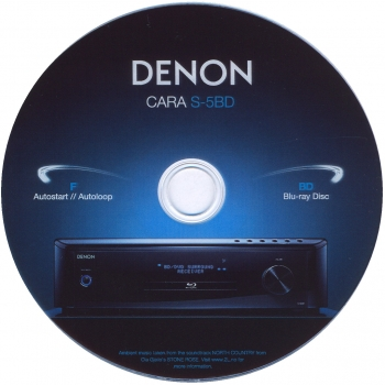 Other Discs : Demo Discs for Home Theater, Dolby Atmos DTS