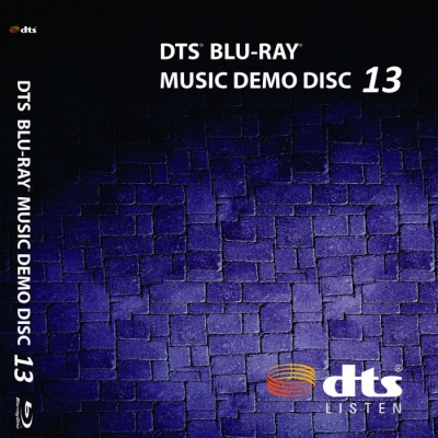 DTS BLU-RAY MUSIC DEMO DISC 13