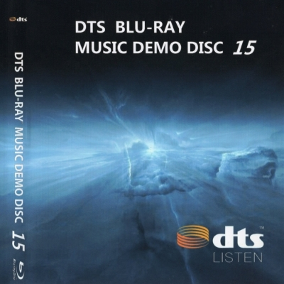 DTS BLU-RAY MUSIC DEMO DISC 15