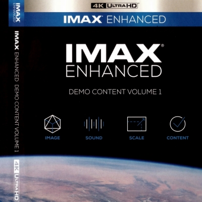 IMAX Enhanced Demo Content Vol. 1