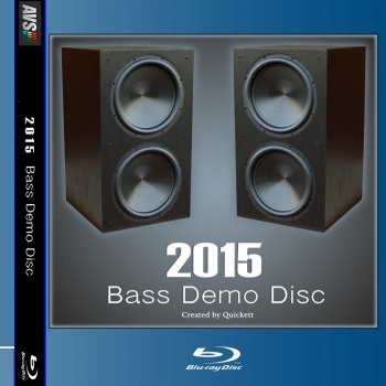 2015 Bass Demo Disc Blu-Ray