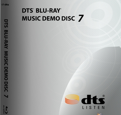 DTS BLU-RAY MUSIC DEMO DISC 7