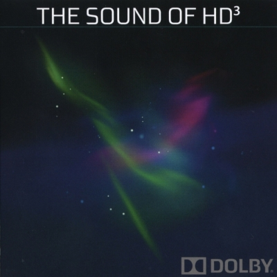 Dolby Demo Disc –The Sound Of HD3