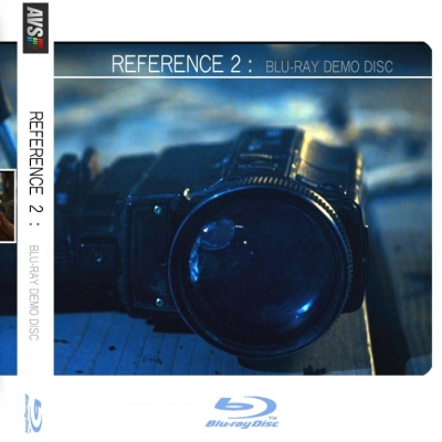 Reference2 Blu-Ray Demo Disc DTS7.1