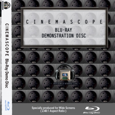 Cinemascope Blu-Ray Demonstration Disc AVS Forum Superleo
