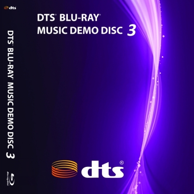 DTS BLU-RAY MUSIC DEMO DISC 3