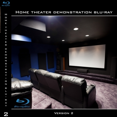 Home Theater Demonstration Disc Volume 2 BLU-RAY