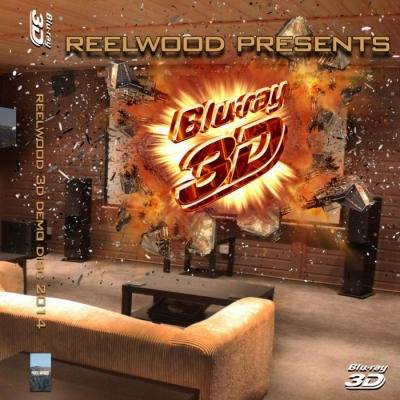 Reelwood 3D Blu-ray Demo Disc 2014 [REELWOOD-DEMO]