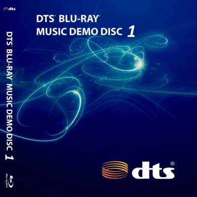 DTS BLU-RAY MUSIC DEMO DISC 1