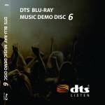 DTS BLU-RAY MUSIC DEMO DISC 6