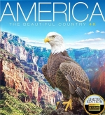 America 4K The Beautiful Country 4K-UHD/SDR