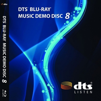 DTS BLU-RAY MUSIC DEMO DISC 8