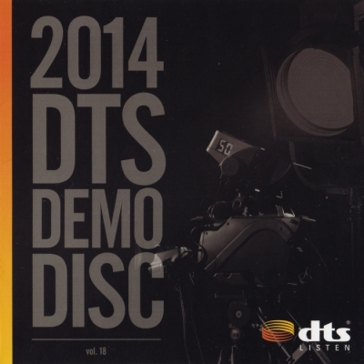 2014 DTS Blu-Ray Demo Disc Vol.18