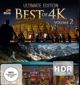 Best of 4K – Ultimate Edition Vol 2 Blu-ray 4K Ultra HD