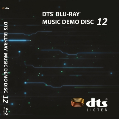 DTS BLU-RAY MUSIC DEMO DISC 12