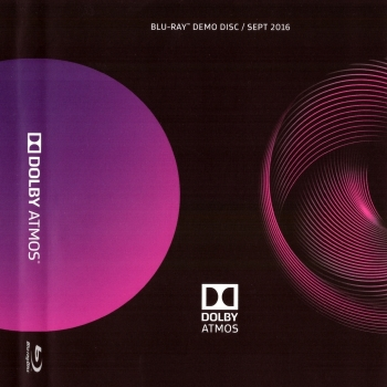 Dolby Atmos Blu-Ray Demo Disc (Sep 2016)