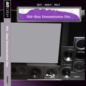Mid-Bass Demonstration Disc Vol.1 Blu-Ray