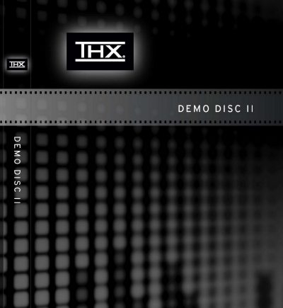 THX Demo Disc II(DVD)