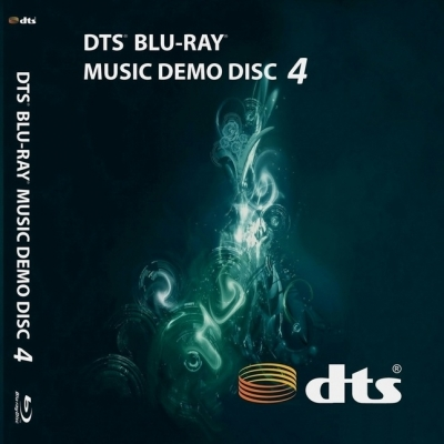 DTS BLU-RAY MUSIC DEMO DISC 4 [DTS-DEMO]