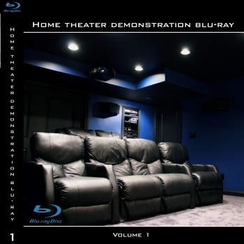 Home Theater Demonstration Disc Volume 1