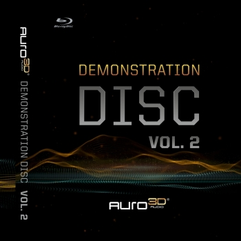 2017 AURO-3D Demonstration Disc Vol.2