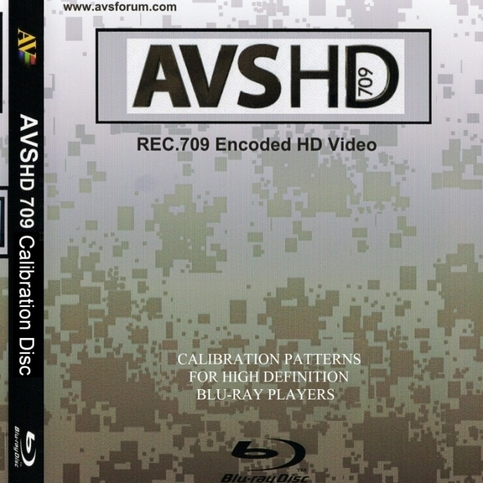 AVS HD  HDTV Calibration Disc Review : Home Theater Blog
